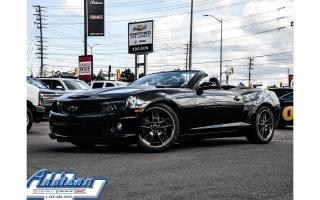 Used 2013 Chevrolet Camaro 2SS Convertible Leather Navi Performance Exhaust 2 for sale in Mississauga, ON