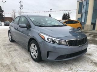 Used 2017 Kia Forte LX - Fuel Efficient for sale in Edmonton, AB