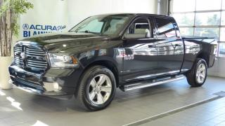 Used 2016 RAM 1500 Cabine multiplaces 4RM, 149 po Sport for sale in Blainville, QC