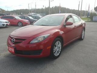 Used 2010 Mazda MAZDA6 GS for sale in Barrie, ON