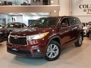 Used 2014 Toyota Highlander XLE-AWD-7 PASSENGER-BACK UP CAMERA for sale in York, ON