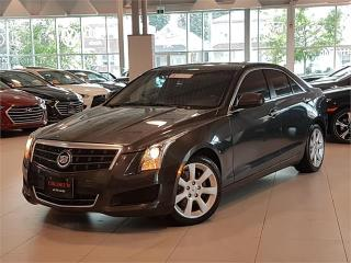 Used 2014 Cadillac ATS 2.0L TURBO-REAR CAMERA-NEW BRAKE-NEW TIRES for sale in York, ON