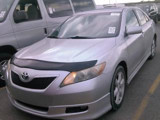 Used 2007 Toyota Camry SE LEATHER MOONROOF for sale in Waterloo, ON