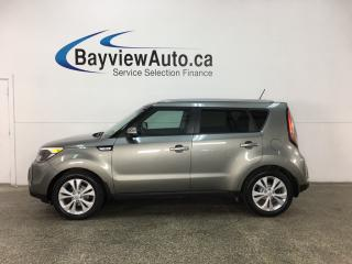 Used 2015 Kia Soul EX - ALLOYS! ECO MODE! HTD SEATS! BLUETOOTH! CRUISE! for sale in Belleville, ON
