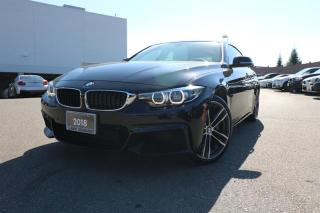 Used 2018 BMW 4 Series 440i xDrive Gran Coupe for sale in Newmarket, ON