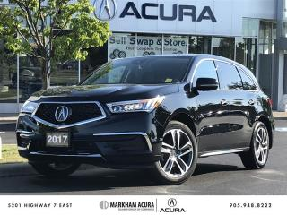 Used 2017 Acura MDX Navi - COMING SOON for sale in Markham, ON