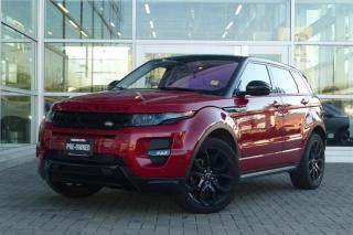 Used 2015 Land Rover Evoque Dynamic Low Kms*Dynamic* for sale in Vancouver, BC