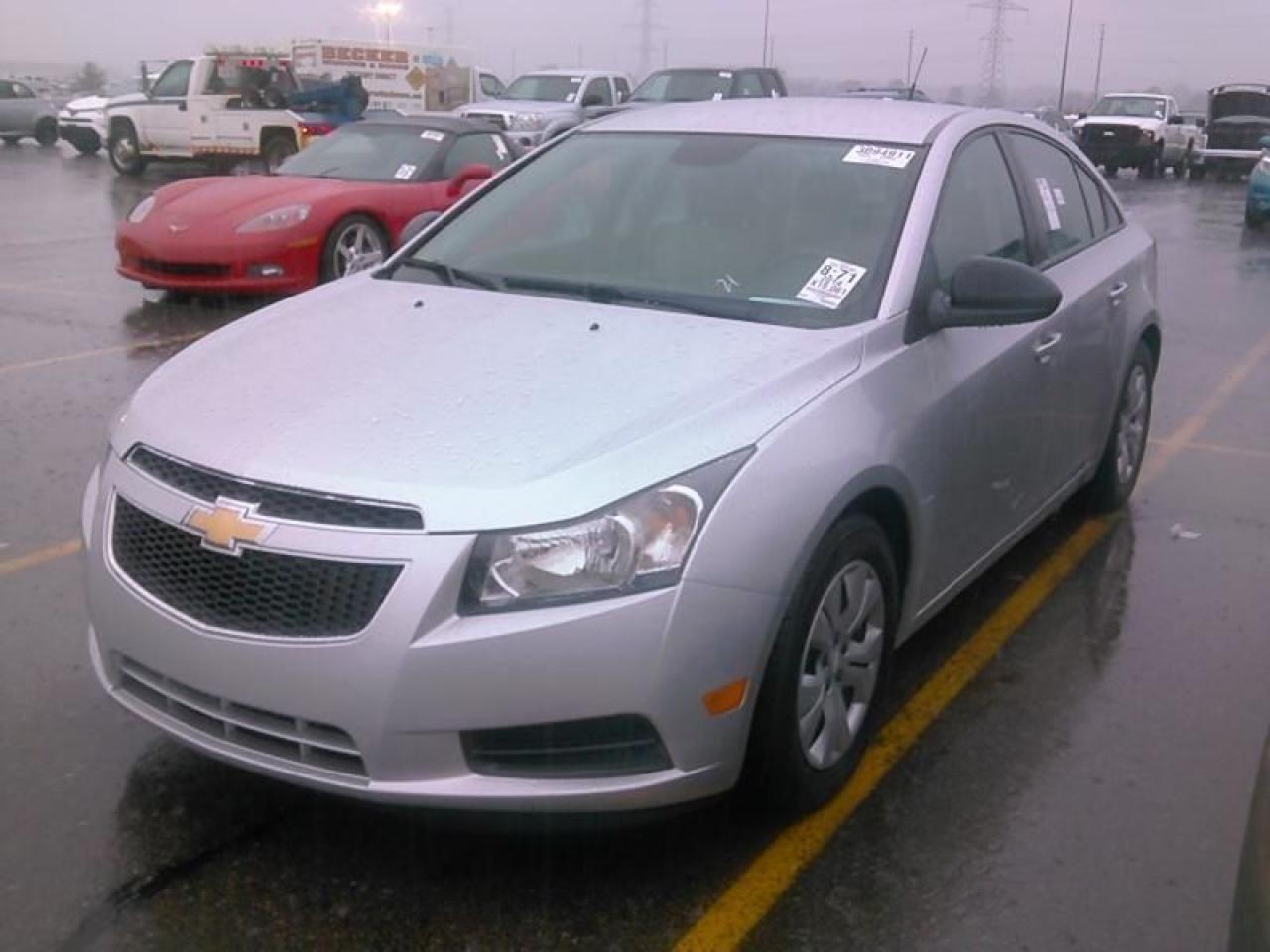 2014 Chevrolet Cruze 1LS