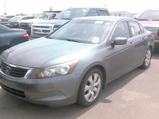 Used 2009 Honda Accord EX-L   Leather Seats for sale in Waterloo, ON