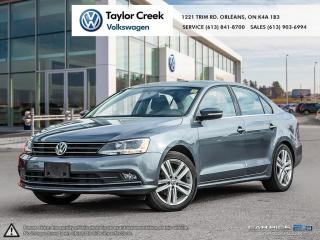 Used 2015 Volkswagen Jetta Highline 1.8T 6sp at w/Tip for sale in Orleans, ON