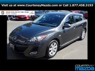 Used 2010 Mazda MAZDA3 Sport GT 6sp for sale in Courtenay, BC