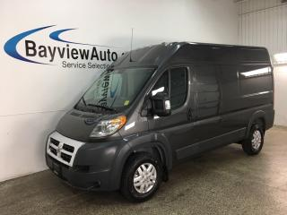 Used 2018 RAM 1500 ProMaster Base - ALLOYS! HITCH! REVERSE CAM! BLUETOOTH! TOW/HAUL! for sale in Belleville, ON