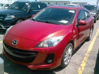 Used 2012 Mazda MAZDA3 GT   Leather Seats for sale in Waterloo, ON
