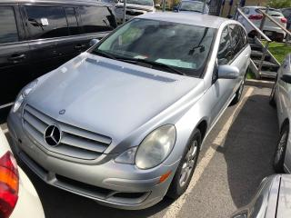 Used 2006 Mercedes-Benz R-Class AWD for sale in Laval, QC