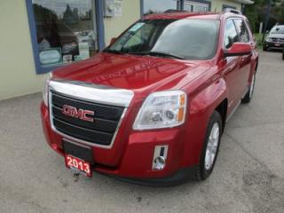 Used 2013 GMC Terrain FUEL EFFICIENT SLE-2 MODEL 5 PASSENGER 2.4L - ECO-TEC.. AWD.. PIONEER AUDIO.. CD/AUX/USB INPUT.. BACK-UP CAMERA.. for sale in Bradford, ON