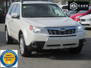 Used 2012 Subaru Forester 2.5X Limited NAVIGATION for sale in Ottawa, ON