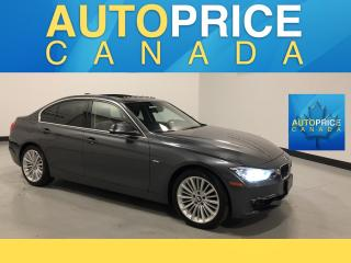 Used 2013 BMW 328i xDrive MOONROOF|NAVIGATION|LEATHER for sale in Mississauga, ON