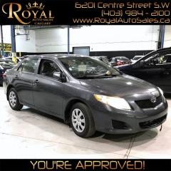 Used 2010 Toyota Corolla CE *PRICE REDUCED* for sale in Calgary, AB