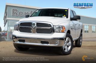 New 2018 RAM 1500 2018 RAM 1500 SLT 3.0L Ecodiesel V6 4x4 Crew Cab 5' 7