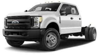 New 2018 Ford F-550 Chassis Lariat for sale in Calgary, AB