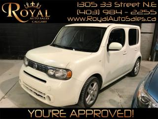 Used 2009 Nissan Cube 1.8 S INT PHONE, AUX PORT, PUSH START for sale in Calgary, AB
