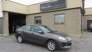 Used 2013 Mazda MAZDA3 GS-SKY Bluetooth, Heated Seats, Cruise Control for sale in Kingston, ON