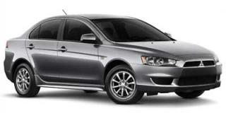 Used 2010 Mitsubishi Lancer SE for sale in Gatineau, QC