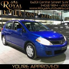 Used 2009 Nissan Versa 1.8 S for sale in Calgary, AB