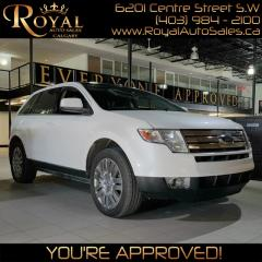 Used 2010 Ford Edge Limited for sale in Calgary, AB