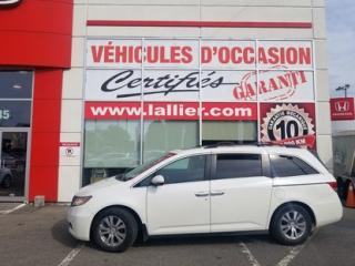 Used 2014 Honda Odyssey for sale in Montreal, QC