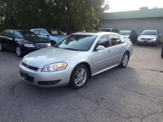 Used 2011 Chevrolet Impala LTZ for sale in Guelph, ON