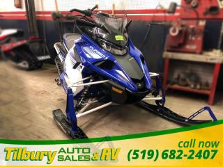 Used 2017 Yamaha SIDEWINDER R-TX SE 129 for sale in Tilbury, ON