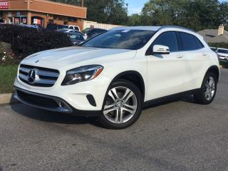 Used 2016 Mercedes-Benz GLA 250 4MATIC-ONLY 19KMS-NO ACCIDENTS-ONE OWNER for sale in Mississauga, ON