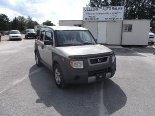 Used 2005 Honda Element AWD  EX for sale in Elmvale, ON