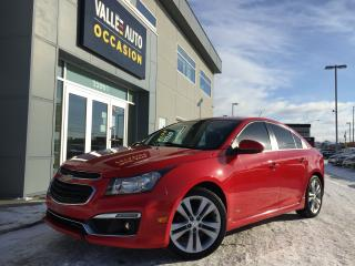 Used 2015 Chevrolet Cruze Lt Rs Démarreur for sale in St-Georges, QC