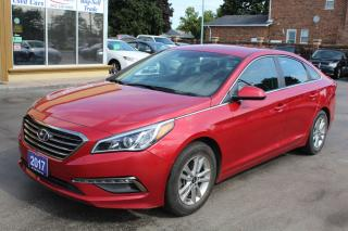 Used 2017 Hyundai Sonata 2.4L GL for sale in Brampton, ON