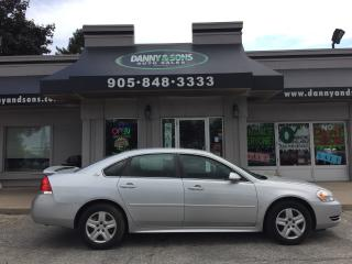 Used 2009 Chevrolet Impala LS for sale in Mississauga, ON