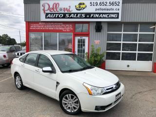 Used 2009 Ford Focus SEL for sale in London, ON