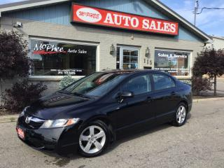 Used 2011 Honda Civic SE for sale in London, ON