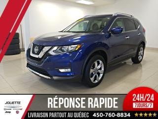 Used 2018 Nissan Rogue Sv Awd, Toit, Nav for sale in Joliette, QC