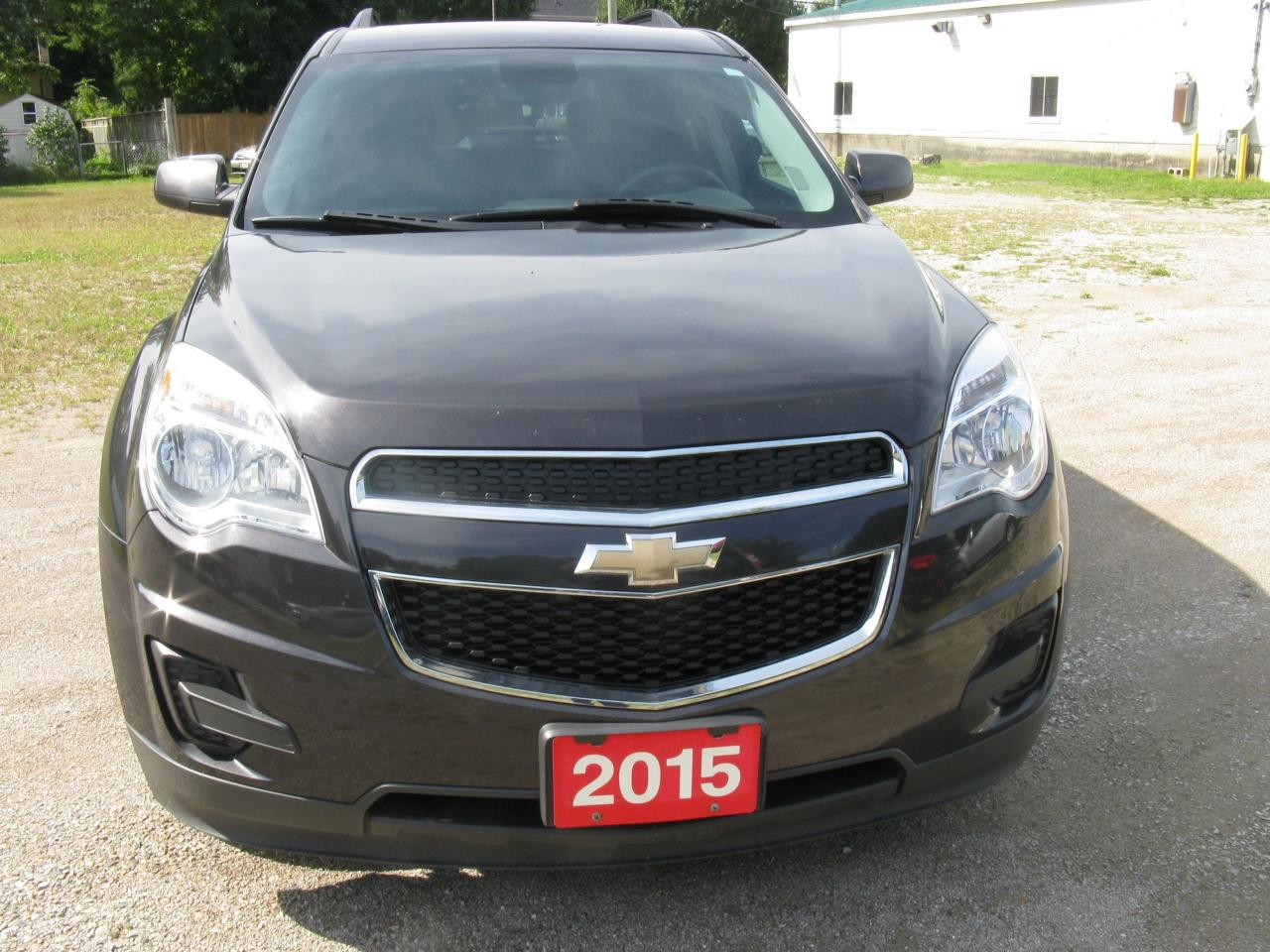 Photo of Grey 2015 Chevrolet Equinox