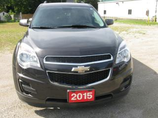 Used 2015 Chevrolet Equinox cloth for sale in Ailsa Craig, ON