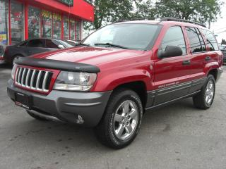 Used 2004 Jeep Grand Cherokee Columbia Edition for sale in London, ON