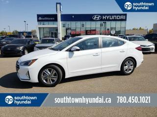 New 2019 Hyundai Elantra Preferred - 2.0L Heated Steering, Blindspot Monitor, Apple Carplay for sale in Edmonton, AB