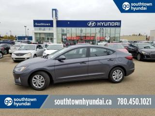 New 2019 Hyundai Elantra Essential A/T - 2.0L Cruise, Heated Seats, Back Up Cam for sale in Edmonton, AB