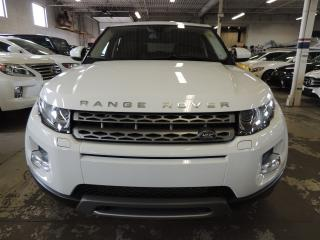 Used 2015 Land Rover Evoque PURE PLUS, BACK UP CAMERA, PANO ROOF for sale in Mississauga, ON