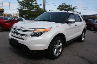 Used 2013 Ford Explorer LIMITED | NAVI | PANO ROOF | LEATHER | REAR ENT for sale in Toronto, ON