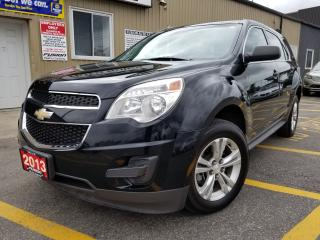 Used 2013 Chevrolet Equinox LS-AWD-BLUETOOTH-INFO SYSTEM for sale in Tilbury, ON