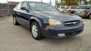 Used 2004 Chevrolet Epica LS for sale in Sarnia, ON