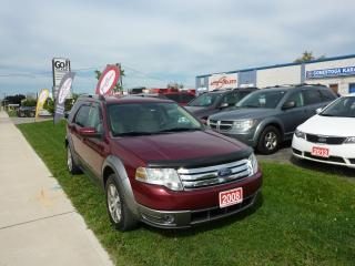 Used 2008 Ford Taurus X SEL,LIKE NEW IN AND OUT for sale in Kitchener, ON